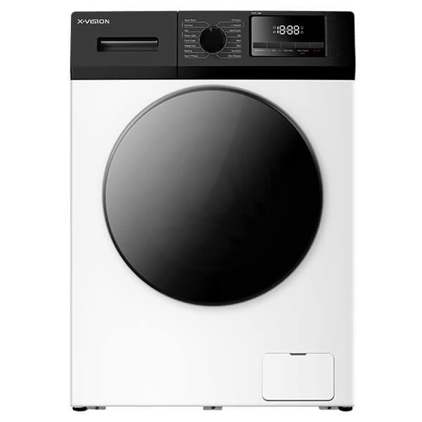 ماشین-لباسشویی-ایکس-ویژن-مدل-TG72-BW-ظرفیت-7-کیلوگرمی-سفید
