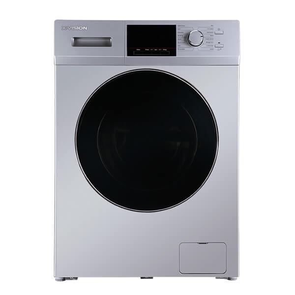 ماشین-لباسشویی-ایکس-ویژن-مدل-XTW-804SBI-ظرفیت-8-کیلوگرمی-نقره-ای