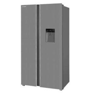 یخچال-فریزر-ایکس-ویژن-دو-درب-استیل-یا-نقره-ای-مد-TS665-ASD