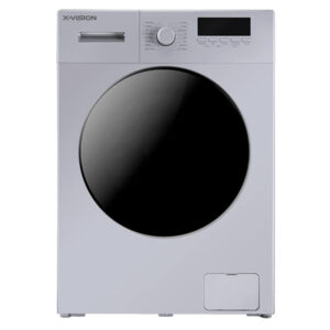 ماشین-لباسشویی-ایکس-ویژن-مدل-TE62-AS-ظرفیت-6-کیلوگرمی-نقره-ای