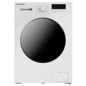 ماشین-لباسشویی-ایکس-ویژن-مدل-TE84-AW-ظرفیت-8-کیلوگرمی-سفید