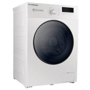 ماشین-لباسشویی-ایکس-ویژن-مدل-TE84-AW-ظرفیت-8-کیلوگرمی